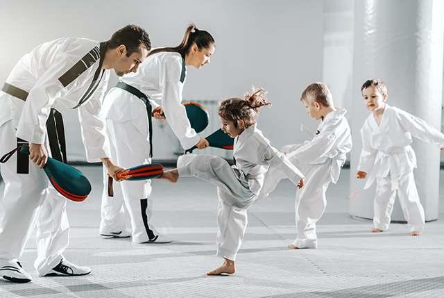 Adhdtkd3, Oxford Karate Institute