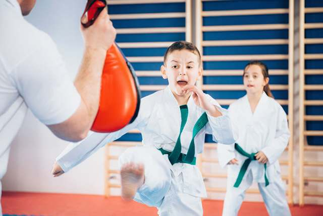 Fitness, Oxford Karate Institute