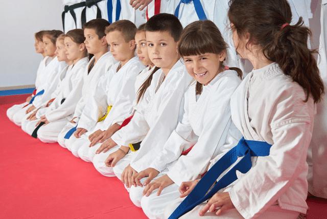 Kidsvirtualleader, Oxford Karate Institute