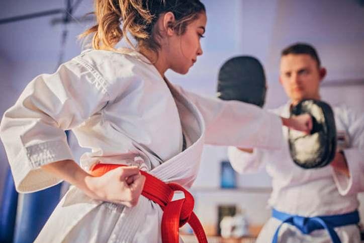 Teen1, Oxford Karate Institute