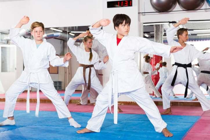 Teen2, Oxford Karate Institute