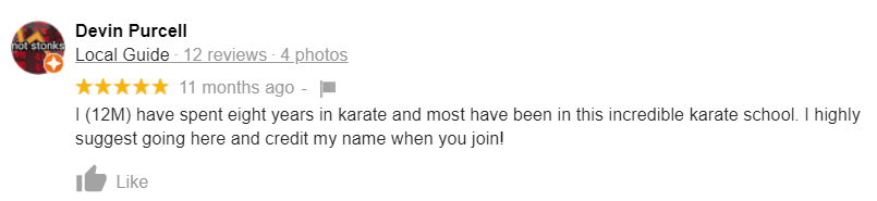 Adult2, Oxford Karate Institute