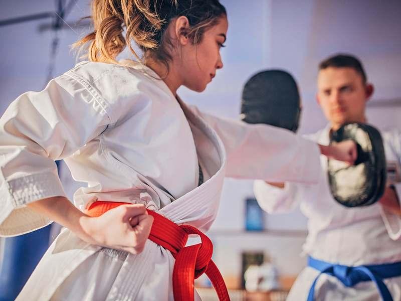 Teenma, Oxford Karate Institute